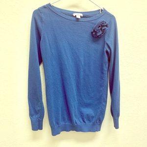 Loft Ann Taylor Long sweater